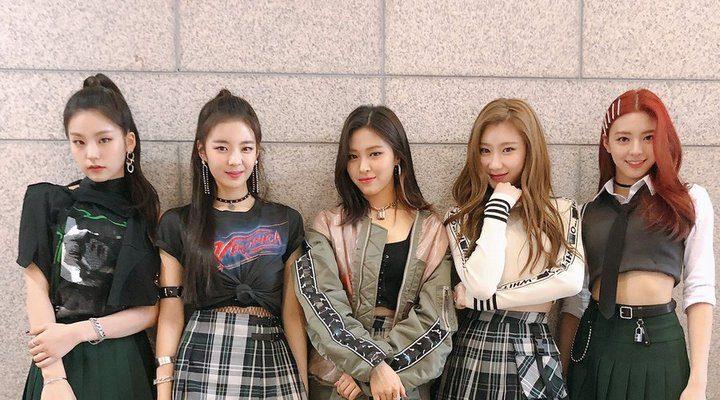 Profil dan Biodata Girlband ITZY Jebolan JYP Entertaiment