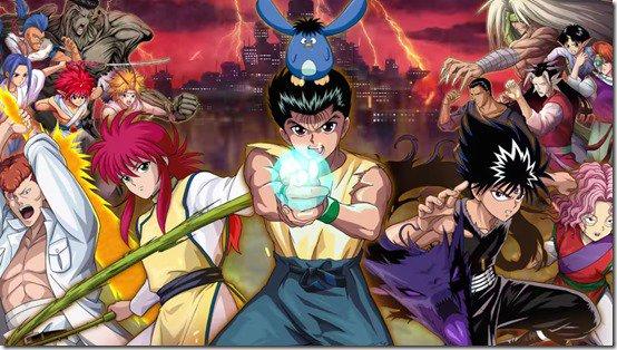 Kekuatan Super Yusuke Urameshi