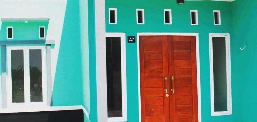 Cat Rumah Yang Bagus Untuk Ruang Tamu Agar Tampil Menarik