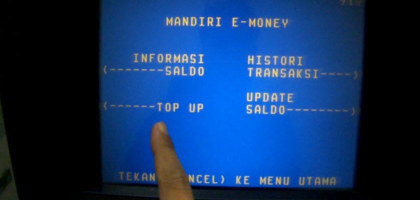 Masih Bingung Cara Isi E Money Mandiri? Ikuti Saja Langkah Ini