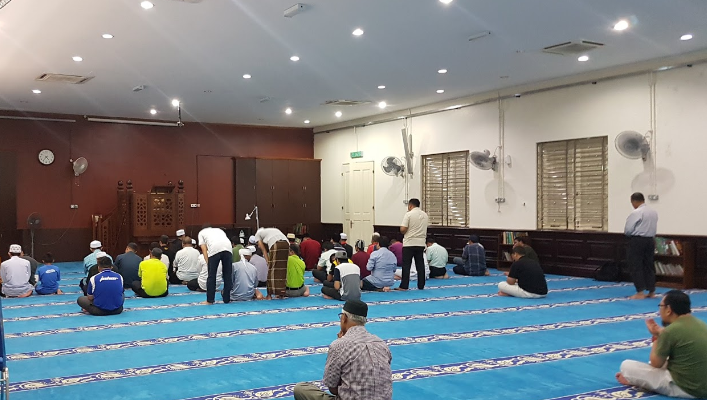Karpet Masjid Polos Dengan Kualitas Premium
