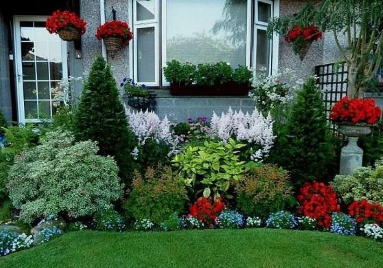 Tips Membuat Taman di Depan Rumah Sendiri yang Bagus