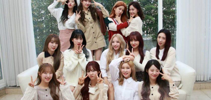 Profil Personel Cosmic Girls (WJSN), Menggabungkan Korea & Tiongkok