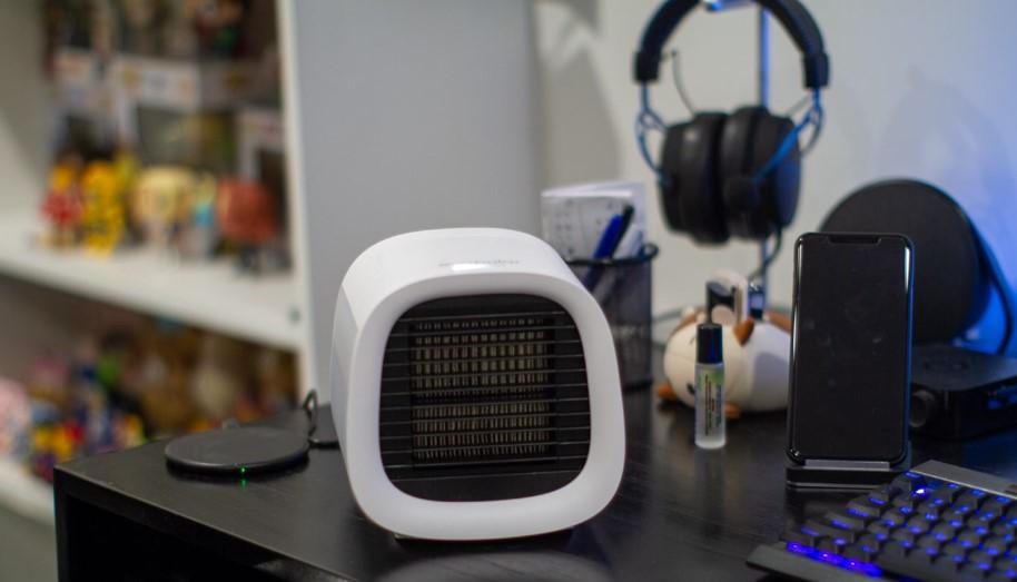 Air Cooler dengan Teknologi Canggih (Evachill)