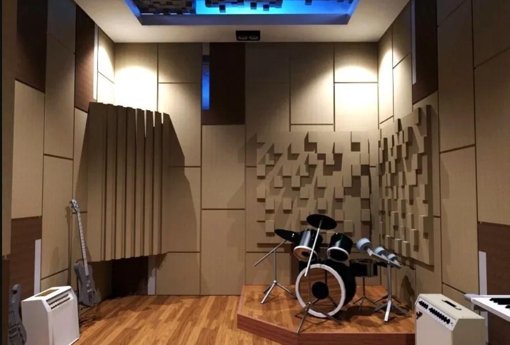 Jasa Pembuatan Ruang Kedap Suara