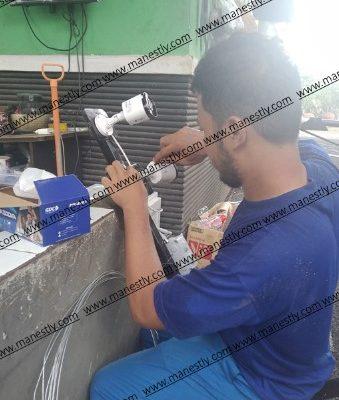Disini Harga Jasa Pasang Paket Kamera CCTV Di Bekasi Timur Paling Murah