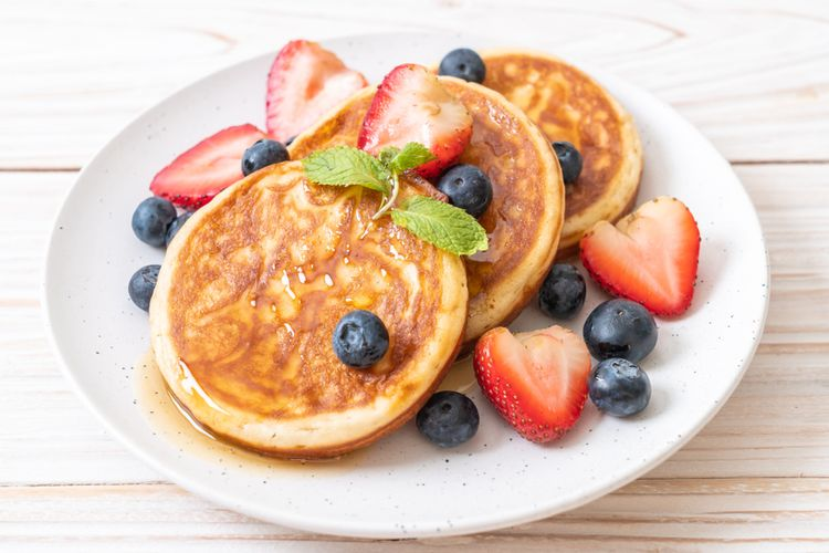 cara-membuat-pancake-simple