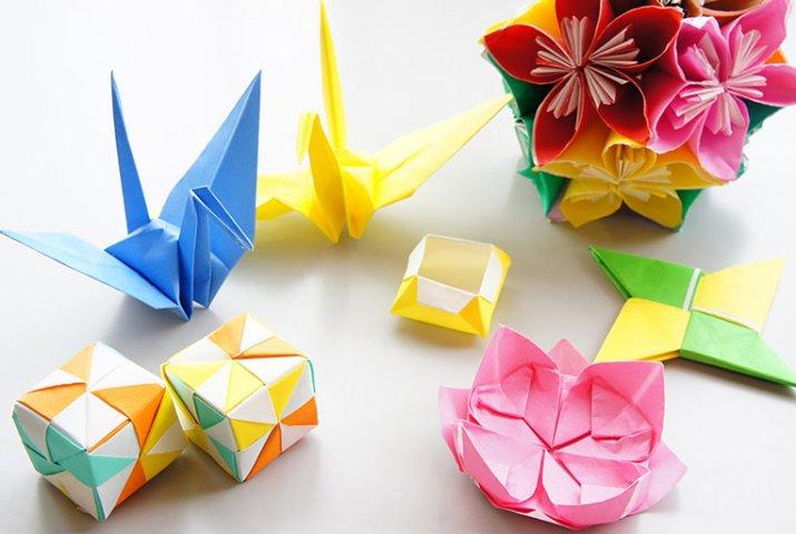 Cara Membuat Kreasi Kerajinan Kertas Origami Mudah dan Unik