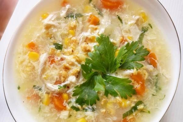 resep-sup-jagung-telur-kental