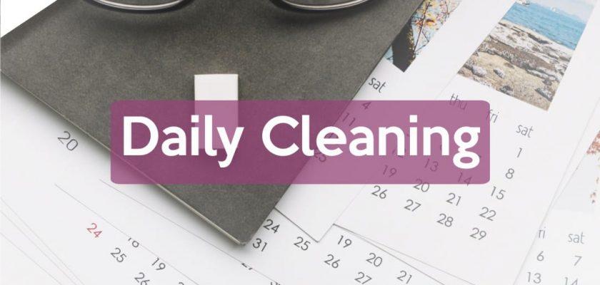 tips agar rumah bersih dan rapi